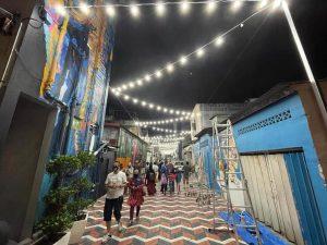 Kisah Rakyat, Identiti Pahang Jadi Inspirasi Kuantan Art Street