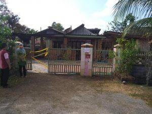 Program MBK Prihatin : Sumbangan Kepada Mangsa Kebakaran