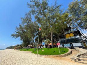 Teluk Cempedak, Lokasi Rekreasi Menggamit Pengunjung